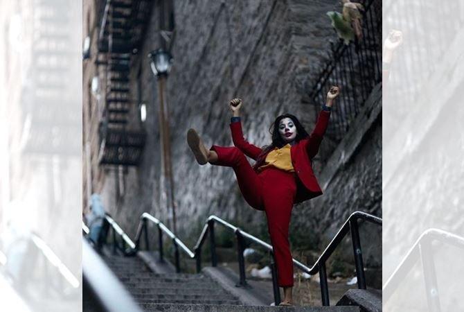Las escaleras del Joker, nuevo reclamo turístico de Nueva York | Foto: raylivez vía Instagram