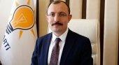 Mehmet Muş, vicepresidente del grupo parlamentario AKP | Foto: Internethaber