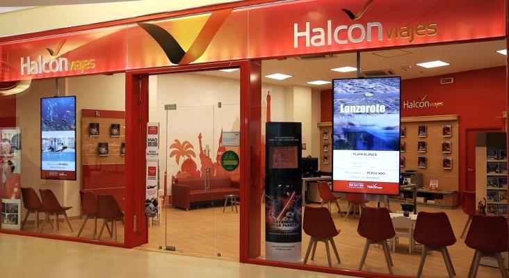Oficina de Halcón Viajes