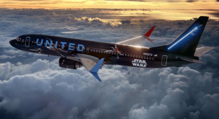 La fuerza acompañará a los pasajeros de United