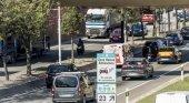 El Área Metropolitana de Barcelona aprueba un peaje para coches contaminantes | Foto: Ayuntamiento de Barcelona vía La Vanguardia
