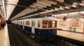 El metro argentino invita a viajar en el tiempo con coches La Brugeoise | Foto: Rieles