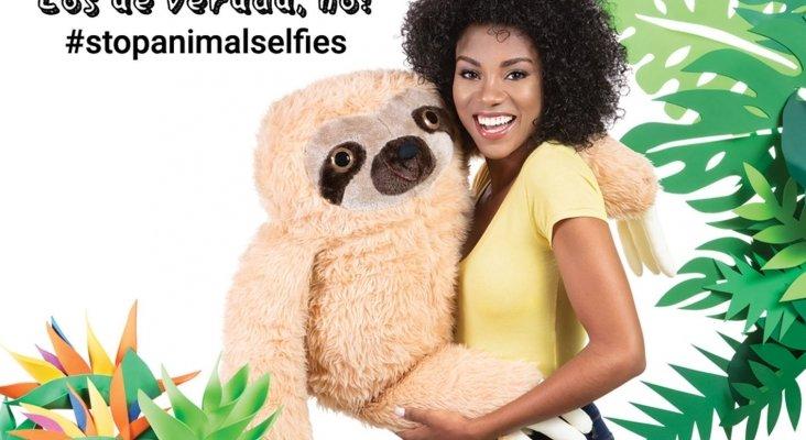 Costa Rica planta cara a los 'selfies' con animales silvestres