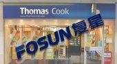 """Fosun se queda con """"Thomas Cook"""" por 12 millones de euros"""