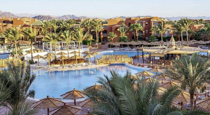 TUI volverá a ofrecer el destino Sharm el-Seij (Egipto) esta semana| Foto: TUI Magic Life Sharm El Sheikh vía TravelMole