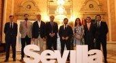 Sevilla acoge la 5ª Cumbre Mundial de Asociaciones de Agencias de Viajes|Foto: Ayuntamiento de Sevilla