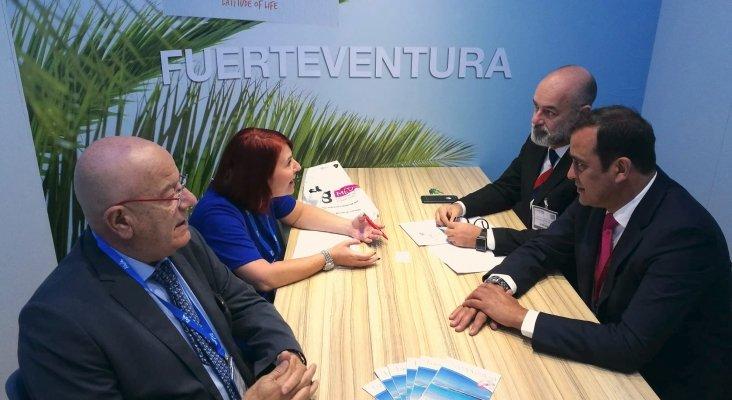 Reunión con The Travel Counsellors Reino Unido