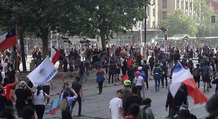 La Copa Libertadores no se celebrará en Chile por las protestas | Foto: 20minutos