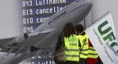 Lufthansa cancela 1.300 vuelos por la huelga de 48h de TCP | Foto: RND