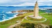Galicia bate su récord turístico con más de 4 millones de viajeros| Foto: Torre de Hércules, A Coruña (Galicia)