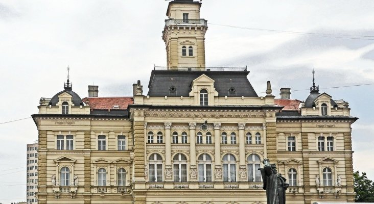 Novi  Sad, uno de los destinos de Serbia que más está llamando la atención entre los turistas