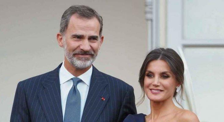 Los Reyes de España visitan Cuba