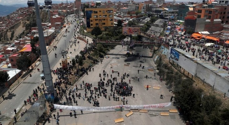 Reino Unido lanza alerta de viaje sobre Bolivia