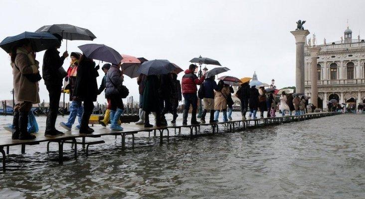 Venecia sucumbe bajo una de las mayores inundaciones de la historia | Foto: REUTERS