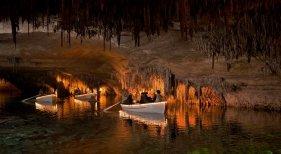 Cueva del Drach, en Mallorca, ha sido elegida como una de las mejores del mundo