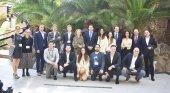 Gran debate hotelero Gran Canaria 2019 | Foto: Grupo con Ponentes y Sponsors