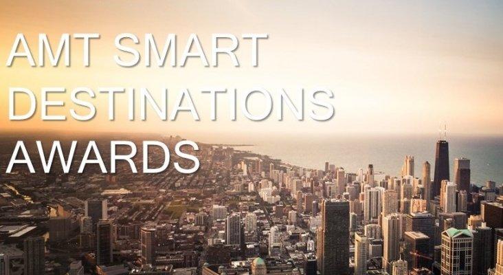 Premios AMT Smart Destionations Awards 2020