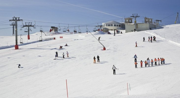 Estación de esquí Valgrande-Pajares | Foto: Turismo de Asturias