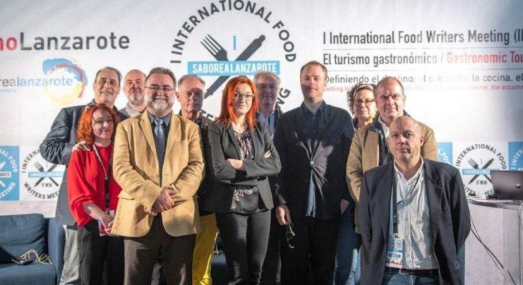 I Encuentro Gastronómico Internacional de Periodistas en Teguise (Lanzarote) | Foto: saboreandocanarias.com