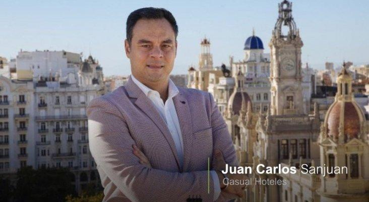 Juan Carlos Sanjuán (CEO Casual Hoteles)