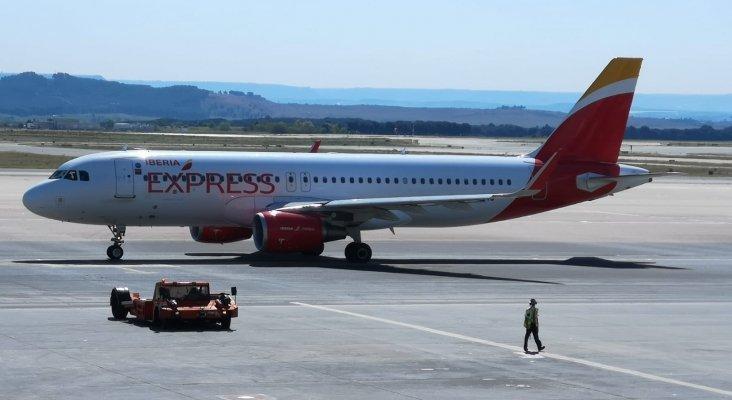 Avión Iberia Express | Foto:  Tourinews