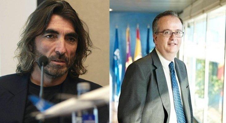 Javier Hidalgo, CEO de Globalia, y Simón Pedro Barceló, copresidente del grupo homónimo