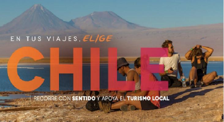 Turismo nacional, la apuesta de Chile para reactivar el sector ante las protestas | Foto: Expreso