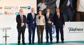 Francisco López recibe el Premio Nacional Joven Empresario de CEAJE 2019