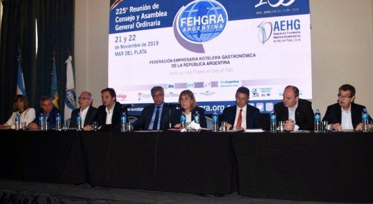 En Argentina también piden un Ministerio de Turismo|Foto: Punto Noticias