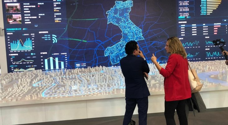 Lanzarote asiste al Congreso Mundial de Ciudades Inteligentes