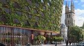 Nacen los hoteles árboles   Foto: Sheppard Robson vía Port