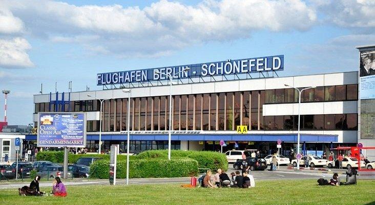 Desactivan una bomba de la II Guerra Mundial en el aeropuerto de Berlín-Schönefeld | Foto: aeropuertos.net