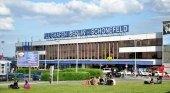 Desactivan una bomba de la II Guerra Mundial en el aeropuerto de Berlín-Schönefeld   Foto: aeropuertos.net