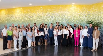 GF Hoteles, primera cadena de Europa en obtener la certificación ISO de hoteles sostenibles