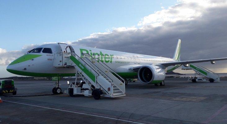 Los nuevos Embraer 195-E2 obligan a Binter a cambiar su operativa