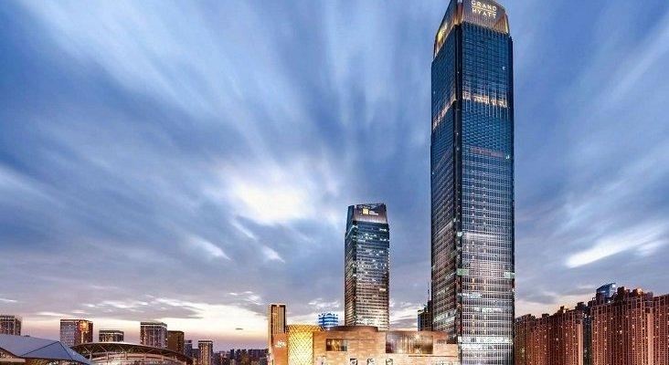 Hyatt ampliará su cartera de hoteles de lujo con más de 20 propiedades| Foto: Grand Hyatt Hefei vía Hyatt