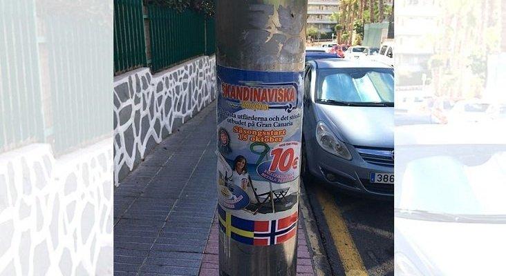 Continúa el problema de la publicidad engañosa en zonas turísticas de Canarias