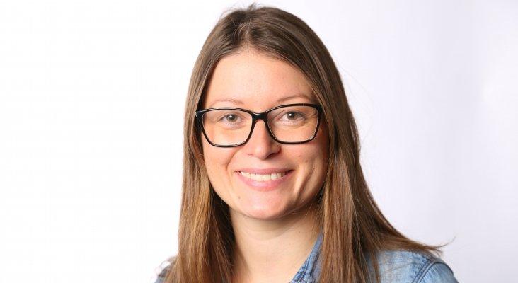 Kathrin Müller, asistente para la gestión Medioambiental y la Sostenibilidad de rtk