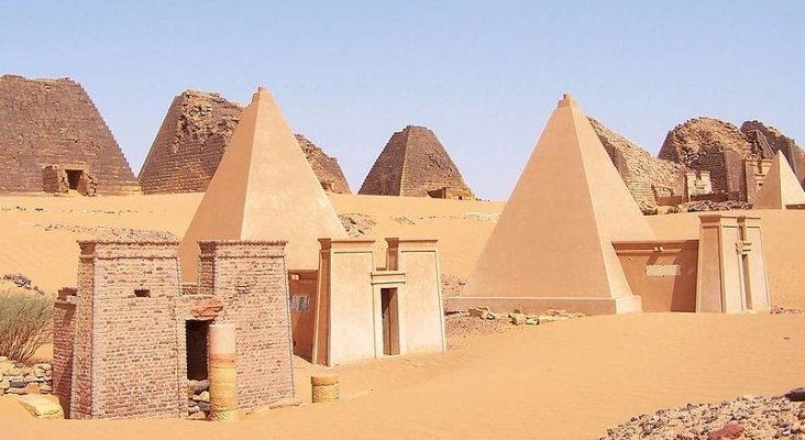 Sudán despliega sus encantos para competir con Egipto|Foto: Wufei07 (CC BY-SA 4.0)