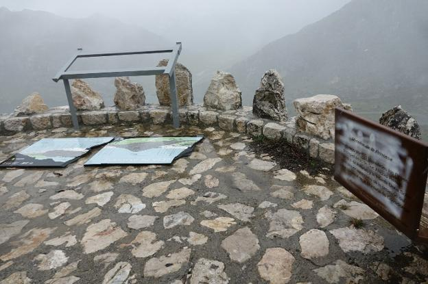 Atentado vandálico en el Parque Nacional de Los Picos de Europa