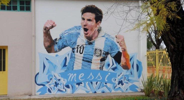 Rosario (Argentina) invita a los turistas a seguir los pasos de Messi