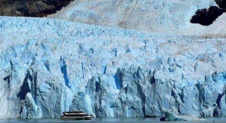 Huella de los Glaciares, el sendero que une Argentina y Chile | Foto: Clarín