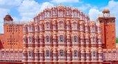 Palacio de la Ciudad de Jaipur (Rajastán, India),