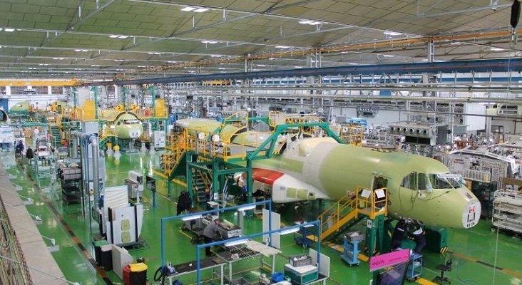 El sector aeronáutico de Sevilla irá a la huelga el 18 de diciembre | Foto: Instalaciones de Airbus en Sevilla- airbus.com