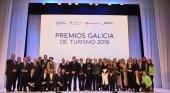 Se celebra la primera edición de los Premios Galicia de Turismo