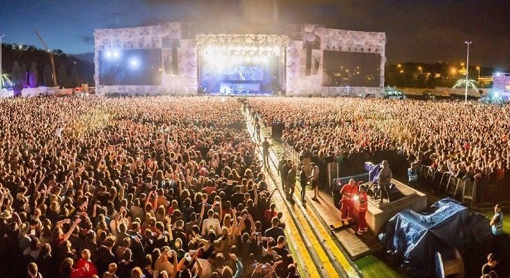 Los festivales se alían con las empresas turísticas para ofrecer alojamiento | Foto: wegow.com