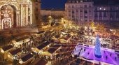Ningún mercadillo de Navidad español entre los 10 mejores de Europa | Foto: Mercadillo de Navidad en Budapest- budapest.org
