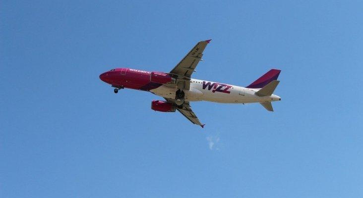 Ya está en marcha la primera ruta de Wizz Air que conecta UK y Castellón