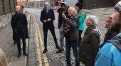 Las personas 'sin hogar' de Dublín se convierten en guías turísticos | Foto: Nation