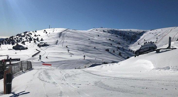 FGC Turisme i Muntaya lanza un forfait de esquí de montaña | Foto: La Molina (FGC)- FGC vía Lugares de Nieve